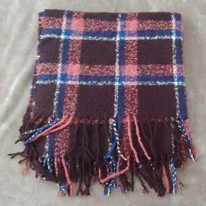 NWOT aerie blanket scarf